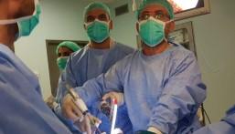 نجاح أول عملية نوعية لإستئصال جذري للكلية اليسرى