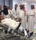 """اليوم العالمي للعلاج الطبيعي بمستشفى """"مدينة العمران"""""""
