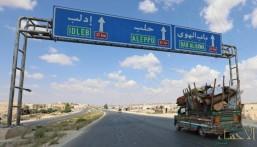 حشود للميليشيات الإيرانية تصل خطوط تماس إدلب