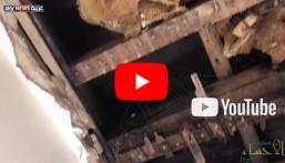 بالفيديو.. سقف مستشفى يقطر عسلاً.. والسبب مثير!