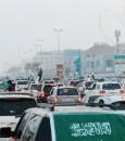 بالصور .. مظاهر احتفالات الدمام باليوم الوطني الـ88
