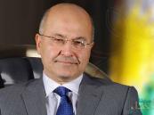 """""""برهم صالح"""" رئيسًا للعراق بعد فوز متوقع"""