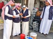 """بالصور في الأحساء… حملة تضبط 2680 كلغ من """"التبغ المخالف"""" ولا تهاون مع المخالفين"""