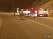 شرطة عسير: الجثة الملفوفة ببطانية تعود لشخص من مخالفي نظام الحدود