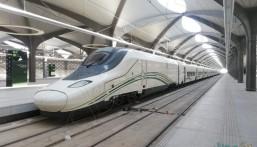 9 آلاف طن تبريد لـ 3 محطات تابعة لقطار الحرمين السريع