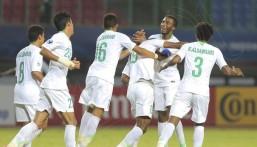 الأخضر الشاب يقلب الطاولة على طاجكستان ويواجه أستراليا في ربع النهائي