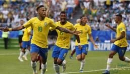 """""""فيفا"""" يعتمد مواجهتي الأخضر مع البرازيل والعراق"""