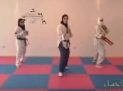 بالفيديو في الشرقية.. أكاديمية تمكّن النساء من تعلم التايكوندو والفنون القتالية