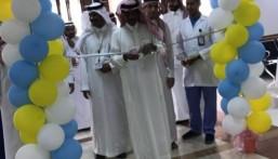 """""""مستشفى العمران"""" يحتفي بـ""""العالمي للغذاء"""" بمشاركة 5 جهات صحية بالأحساء"""