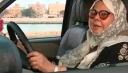 """تعرّف عليها… هذه أول """"سبعينية"""" تحصل على رخصة قيادة في الشرقية !!"""