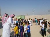 """إخلاء 730 طالب في الخطة الوهمية بـ إبتدائية """"الأمير محمد بن فهد بالهفوف"""""""
