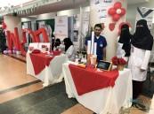 """مستشفى الملك عبدالعزيز بـ""""الأحساء"""" وجمعية القلب السعودية يحتفلان بـ""""اليوم العالمي للقلب"""""""