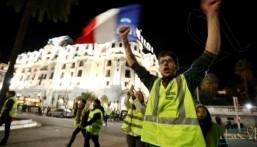 احتجاجات ضد أسعار الوقود والضرائب في فرنسا