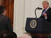 """واقعة """"ترامب والمراسل"""" تقود البيت الأبيض إلى القضاء"""