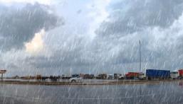 توقعات… أمطار غزيرة حتى الغد على بعض مناطق المملكة