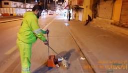 """""""أمانة مكة"""" تلزم مقاولي النظافة بتأمين ملابس شتوية للعمال"""
