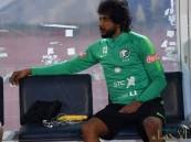 """المنتخب السعودي: إصابة """"الشهراني"""" في عضلة الفخذ الأمامية"""