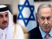 """إذاعة """"إسرائيل"""": نتنياهو يزور الدوحة قريباً و""""تميم"""" يستقبله في مطار حمد"""