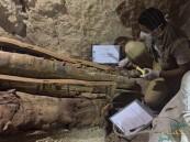 بالصور..العثور على 1000 تمثال فرعوني على عمق 300 متر تحت الأرض !!