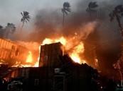 """البحث عن """"ألف مفقود"""" بأسوأ حريق غابات في كاليفورنيا"""
