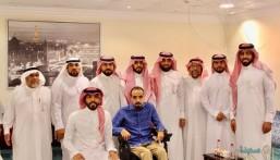 """بالصور .. """"الدقيل"""" تحتفل بعقد قران ابنها """"عبدالله"""" على كريمة عبداللطيف الدحيحي"""