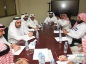 """""""بالغنيم"""" يعقد اجتماع عن تحقيق مؤشرات رؤية المملكة حول الجودة في 2030"""
