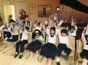 الثانوية الثامنة للبنات بالمبرز تحتفي باليوم العالمي للطفولة