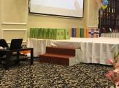 """""""نسائي العيون"""" الخيرية يشارك في ملتقى المتعافيات الثالث بالأحساء"""