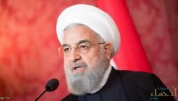 """روحاني يهدد بـ""""طوفان مخدرات وقنابل وإرهاب"""" !!"""