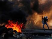 إصابة واعتقال عشرات الفلسطينيين بمواجهات في الضفة