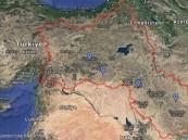 """تركيا تخاطب غوغل لإزالة """"الخريطة المزعجة"""""""