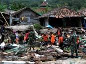 ارتفاع حصيلة ضحايا تسونامي إندونيسيا إلى 281 قتيلا