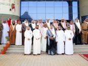 """بالصور… الأمير """"بدر بن جلوي"""" يدشن ١١ مشروعًا مدرسيًا جديدًا في الأحساء"""