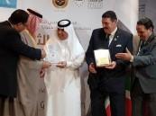 """""""آل الشيخ"""" يفوز بأوسكار الشخصية القيادية الرياضية 2018"""