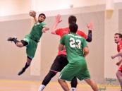 """الأخضر السعودي يختار """"الفرحان"""" نجم يد """"الروضة"""""""