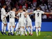 """برباعية في """"العين"""" .. """"ريال مدريد"""" يتوَّج بلقب """"كأس العالم للأندية"""""""