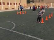 """نادي """"الإمام عاصم"""" ينفذ برنامج اللياقة البدنية لطلابه"""