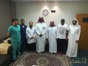 """""""فريق طبي"""" ينفذ برنامج """"الفحص الاستكشافي"""" لطلاب """"إبتدائية الأمير محمد بن فهد"""""""