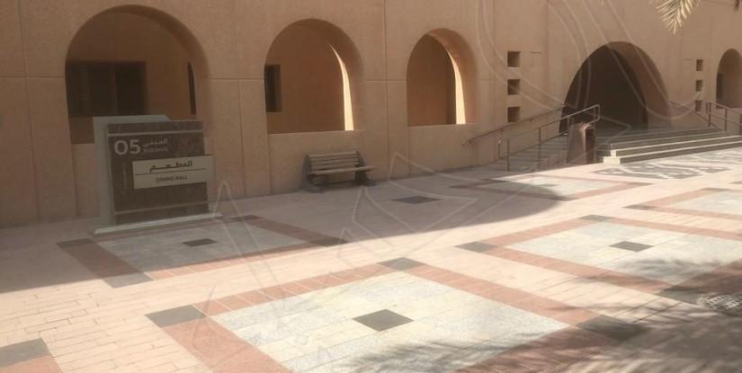 """بالصور: مطعم جامعة الملك فيصل """"خارج نطاق الخدمة""""!! .. و""""المتحدث"""" يوضح السبب لـ""""الأحساء نيوز"""""""