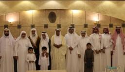 """بالصور.. أسرة """"آل عرفج"""" في الأحساء تقيم حفل """"التميز العلمي والوظيفي"""""""