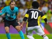 """""""الخضير"""" و""""العبكري"""" يشاركان في إدارة مباريات كأس آسيا 2019 بالإمارات"""