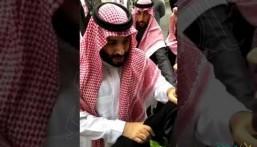"""شاهد.. هذا ما قاله """"ولي العهد"""" عن الشعب السعودي في ختام """"فورمولا إي"""" ؟!"""