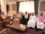 محافظ الأحساء يستقبل مدير الزراعة بالمنطقة الشرقية