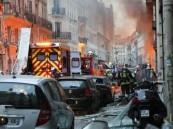 ارتفاع حصيلة أنفجار باريس إلى مقتل 4 أشخاص وإصابة ما لايقل عن 30 آخرين