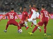 """""""قطر"""" تفوز على """"المنتخب السعودي"""" بثنائية نظيفة من هداف البطولة المعز علي"""
