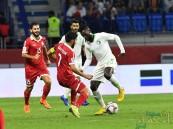 بثنائية … الأخضر يهزم لبنان ويطير إلى ثمن النهائي