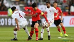 قطر تفوز على كوريا الجنوبية وتتأهل إلى نصف نهائي آسيا
