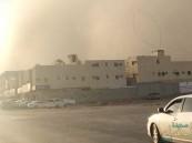 موجة غبار تجتاح الرياض.. وتدنٍ شديد في الرؤية الأفقية