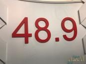 """هذا ما يعنيه الرقم 48.9 الذي أثار زوّار """"أمن الدولة"""" في """"الجنادرية"""""""