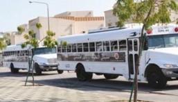 """""""الجبيل"""" .. دهس طفل تحت عجلات """"حافلة نقل مدرسي"""""""